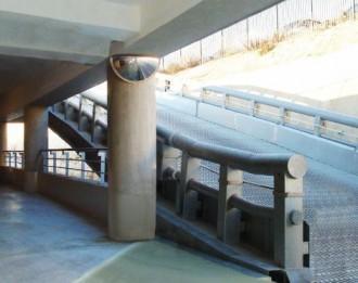 Miroir de sécurité sortie de parking - Devis sur Techni-Contact.com - 3