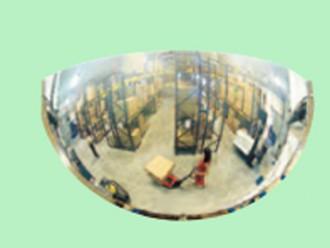 Miroir de surveillance 3 et 4 directions - Devis sur Techni-Contact.com - 2