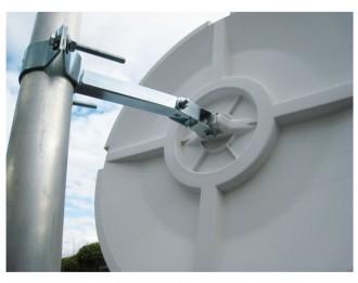 Miroir de surveillance multi-usages cadre vert - Devis sur Techni-Contact.com - 6