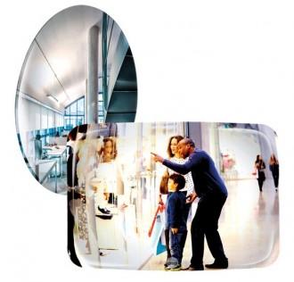 Miroir de surveillance mural - Devis sur Techni-Contact.com - 2
