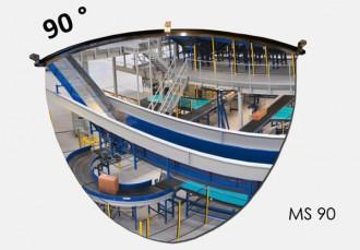 Miroir intérieur de sécurité dôme - Devis sur Techni-Contact.com - 1