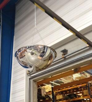 Miroir intérieur de sécurité dôme - Devis sur Techni-Contact.com - 4