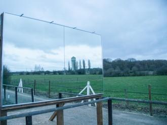 Miroir plat pour manège équestre - Devis sur Techni-Contact.com - 3