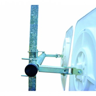 Miroir réglementaire antibuée - Devis sur Techni-Contact.com - 3