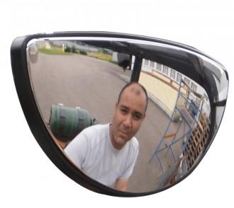 Miroir rétroviseur pour chariots élévateurs - Devis sur Techni-Contact.com - 1