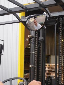 Miroir rétroviseur pour chariots élévateurs - Devis sur Techni-Contact.com - 3