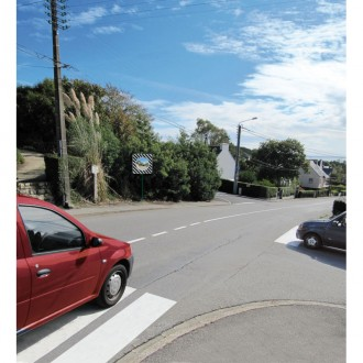 Miroir routier à fixation universelle - Devis sur Techni-Contact.com - 6