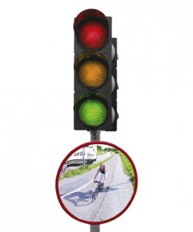 Miroir routier de signalisation - Devis sur Techni-Contact.com - 3