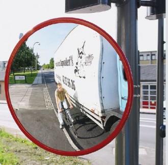 Miroir routier de signalisation - Devis sur Techni-Contact.com - 4