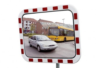 Miroir routier en polycarbonate - Devis sur Techni-Contact.com - 4