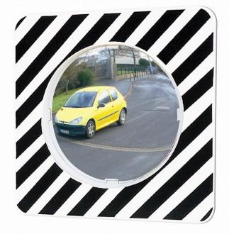 Miroir routier réglementaire - Devis sur Techni-Contact.com - 1