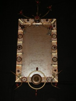 Miroirs artisanaux décoratifs - Devis sur Techni-Contact.com - 2