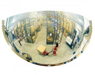Miroirs de sécurité pour allée étroite - Devis sur Techni-Contact.com - 1