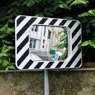 Miroirs routiers à fixation universelle - Devis sur Techni-Contact.com - 1