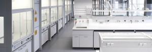 Mobilier d'aménagement de laboratoire - Devis sur Techni-Contact.com - 1