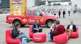 Mobilier gonflable publicitaire - Devis sur Techni-Contact.com - 2