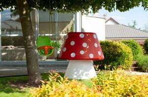Lampadaire décoratif en polyéthylène - Devis sur Techni-Contact.com - 3