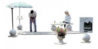 Mobilier pour Mini Golf - Devis sur Techni-Contact.com - 1