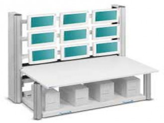 Mobilier pour poste de controle informatique - Devis sur Techni-Contact.com - 3