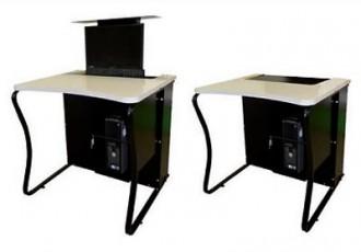 Mobilier scolaire multimédia à écran escamotable - Devis sur Techni-Contact.com - 1