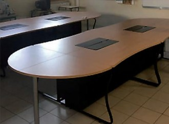 Mobilier scolaire multimédia à écran escamotable - Devis sur Techni-Contact.com - 2