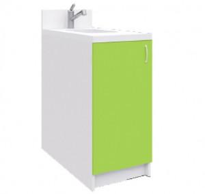 Module avec lave main crèche - Devis sur Techni-Contact.com - 1