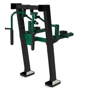 Appareil de musculation pour dos bras et épaules - Devis sur Techni-Contact.com - 1
