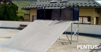 Module de glisse pour skate - Devis sur Techni-Contact.com - 1