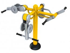 Module fitness extérieur pour PMR - Devis sur Techni-Contact.com - 1