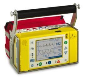 Moniteur défibrillateur stimulateur - Devis sur Techni-Contact.com - 1