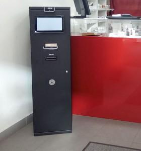 Monnayeur automatique à écran tactile - Devis sur Techni-Contact.com - 1