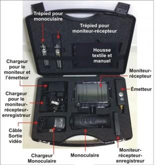Monoculaire thermique - Devis sur Techni-Contact.com - 3