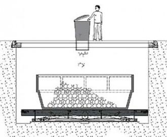 Monte charge électrique pour déchets - Devis sur Techni-Contact.com - 3