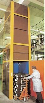 Monte-charge industriel 3 T - Devis sur Techni-Contact.com - 1