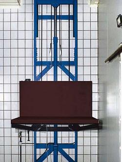 Monte charge industriel à colonne - Devis sur Techni-Contact.com - 1