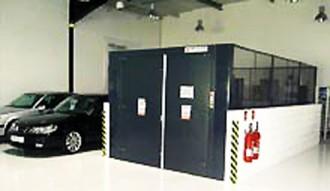 Monte charge industriel pour voiture - Devis sur Techni-Contact.com - 2