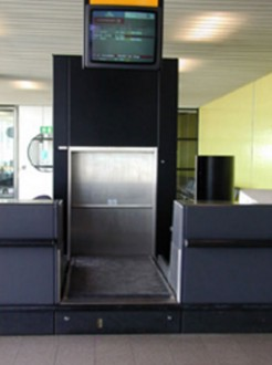 Monte charge pour aéroport - Devis sur Techni-Contact.com - 1
