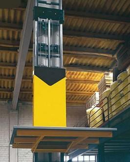 Monte-charge pour salles de sport - Devis sur Techni-Contact.com - 1
