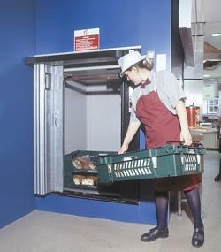 Monte charges pour boulangeries - Devis sur Techni-Contact.com - 1