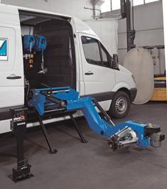 Monte démonte pneus compresseur autonome mobile - Devis sur Techni-Contact.com - 1