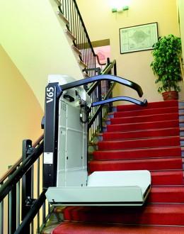 Monte escalier 230 Kg - Devis sur Techni-Contact.com - 1