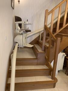 Monte escalier - Devis sur Techni-Contact.com - 3