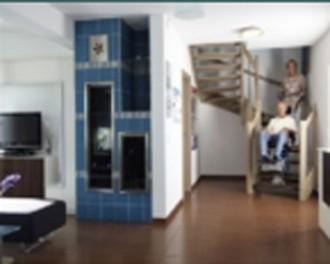 Monte escalier autonome - Devis sur Techni-Contact.com - 2