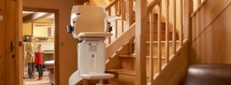 Monte-escalier courbe - Devis sur Techni-Contact.com - 1