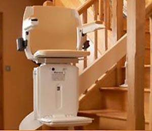 Monte-escalier courbe - Devis sur Techni-Contact.com - 2