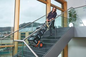 Monte-escalier électrique pour brasseur. - Devis sur Techni-Contact.com - 2