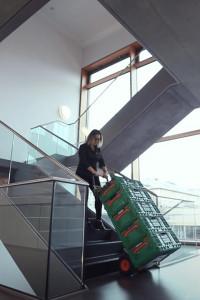 Monte-escalier électrique pour brasseur. - Devis sur Techni-Contact.com - 3