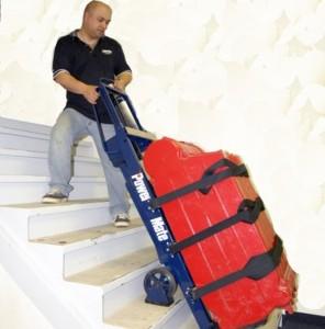 Monte-escalier électrique pour chauffe eau. - Devis sur Techni-Contact.com - 1