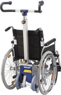 Monte escalier électrique pour fauteuil roulant - Devis sur Techni-Contact.com - 1