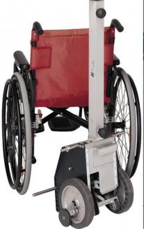 Monte escalier électrique pour fauteuil roulant - Devis sur Techni-Contact.com - 2